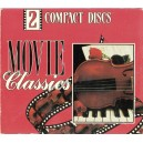 MOVIE CLASSICS  2 CD-URI AUDIO