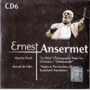 ERNEST ANSERMET - RAVEL, DE FALLA CD AUDIO