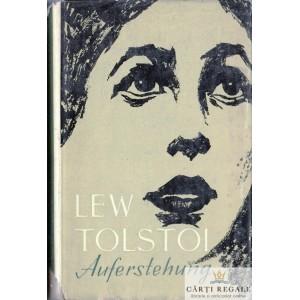 AUFERSTEHUNG de LEW TOLSTOI