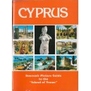 "CYPRUS. SOUVENIRS PICTURE GUIDE TO THE ""ILAND OF VENUS"""