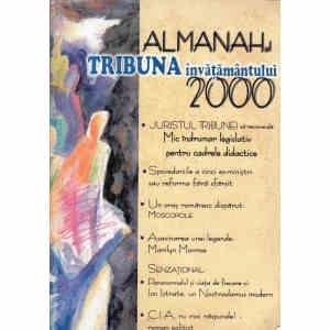 ALMANAH TRIBUNA INVATAMANTULUI 2000