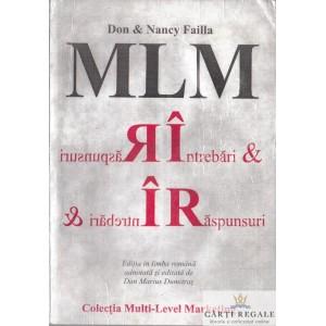 MLM INTREBARI SI RASPUNSURI de DON & NANCY FAILLA