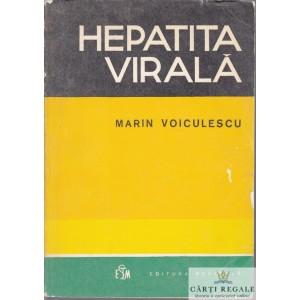 HEPATITA VIRALA de MARIN VOICULESCU