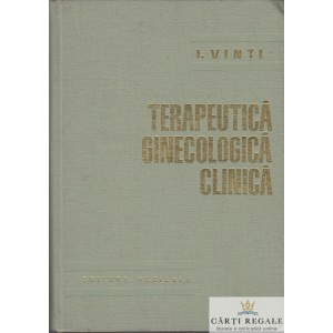 TEPAPEUTICA GINECOLOGICA CLINICA de I. VINTI