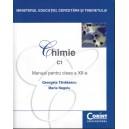 CHIMIE C1- MANUAL PT CLASA A XII A de GEORGETA TANASESCU ED. CORINT