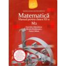 MATEMATICA. MANUAL PT CLASA A XII A M2 de DUMITRU SAVULESCU ED. ART