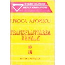 TRANSPLANTAREA RENALA de E. PROCA