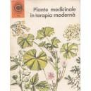 PLANTE MEDICINALE IN TERAPIA MODERNA de MARIA LEXANDRIU-PEIULESCU