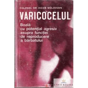 VARICOCELUL de IACOB MOLDOVAN