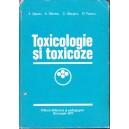 TOXICOLOGIE SI TOXICOZE de E. SUTEANU