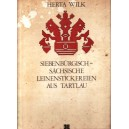 CUSATURI SASESTI DIN PREJMER - ALBUM CU 52 DE PLANSE de HERTA WILK