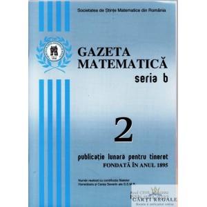GAZETA MATEMATICA NR. 2/2012
