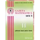 GAZETA MATEMATICA NR. 11/2011