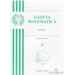 GAZETA MATEMATICA NR. 3/2011