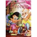 PINOCHIO. CARTE DE CITIT SI COLORAT