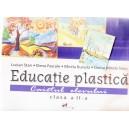 EDUCATIE PLASTICA. CAIETUL ELEVULUI CLASA A II A de LUCIAN STAN