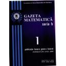 GAZETA MATEMATICA NR. 1/2012