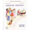 EDUCATIE MUZICALA PT CLASA A IV A de MARCELA PENES