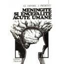 MENINGITE SI ENCEFALITE ACUTE UMANE de CL. TAINDEL
