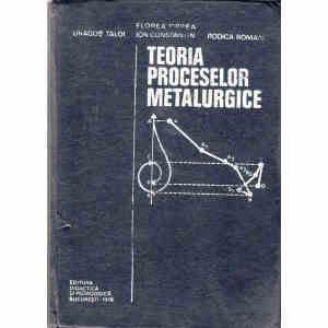TEORIA PROCESELOR METALURGICE