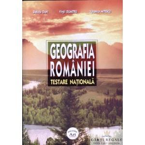 GEOGRAFIA ROMANIEI. TESTARE NATIONALA de STELUTA DAN