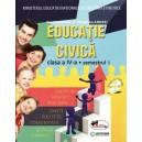 EDUCATIE CIVICA. MANUAL PT CLASA A IV A SEMESTRUL  I  de  DUMITRA RADU