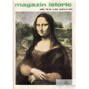 MAGAZIN ISTORIC NR. 4 (85) DIN APRILIE 1974