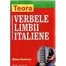 VERBELE LIMBII ITALIENE de MARIANA SANDULESCU