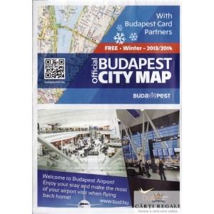 OFFICIAL BUDAPEST CITY MAPS. HARTA BUDAPESTEI