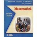 MATEMATICA. MANUAL PENTRU CLASA I de MIHAELA SINGER