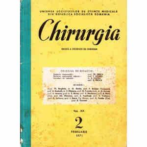 CHIRURGIA NR. 2/1971