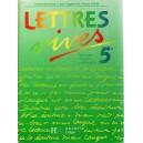 LETTRES VIVES. LECTURES, LANGUE, EXPRESSION de CATHERINE BORE