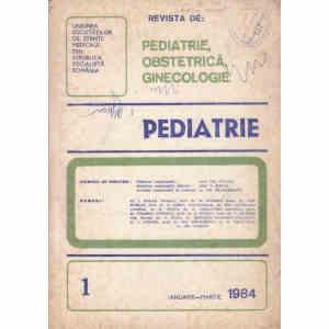 PEDIATRIE 1/1984