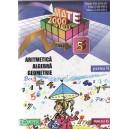 ARITMETICA, ALGEBRA, GEOMETRIE CLASA A V A PARTEA II MATE 2000+ 10/11 de SORIN PELIGRAD