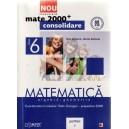 MATEMATICA. ALGEBRA, GEOMETRIE CLASA A VII A PARTEA I MATE 2000+ CONSOLIDARE de DAN ZAHARIA