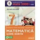 MATEMATICA. ALGEBRA, GEOMETRIE CLASA A VIII A PARTEA  A II A 2000+ 11/12 de ANTON NEGRILA